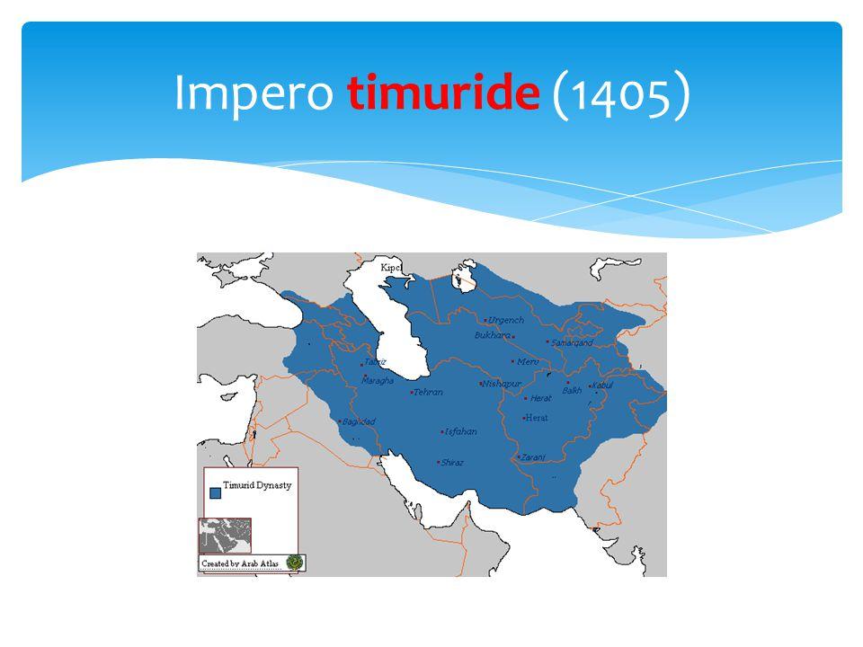 Impero timuride (1405)
