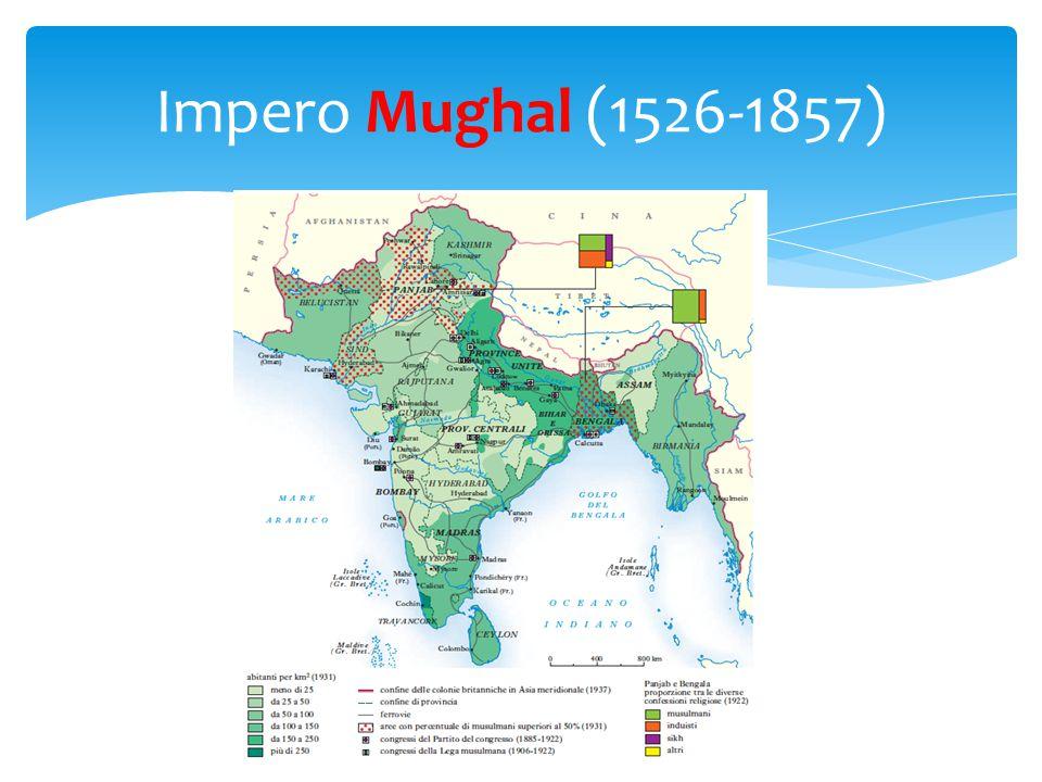 Impero Mughal (1526-1857)