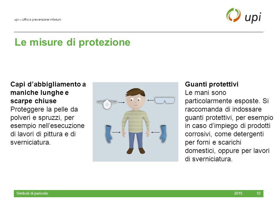 Le misure di protezione