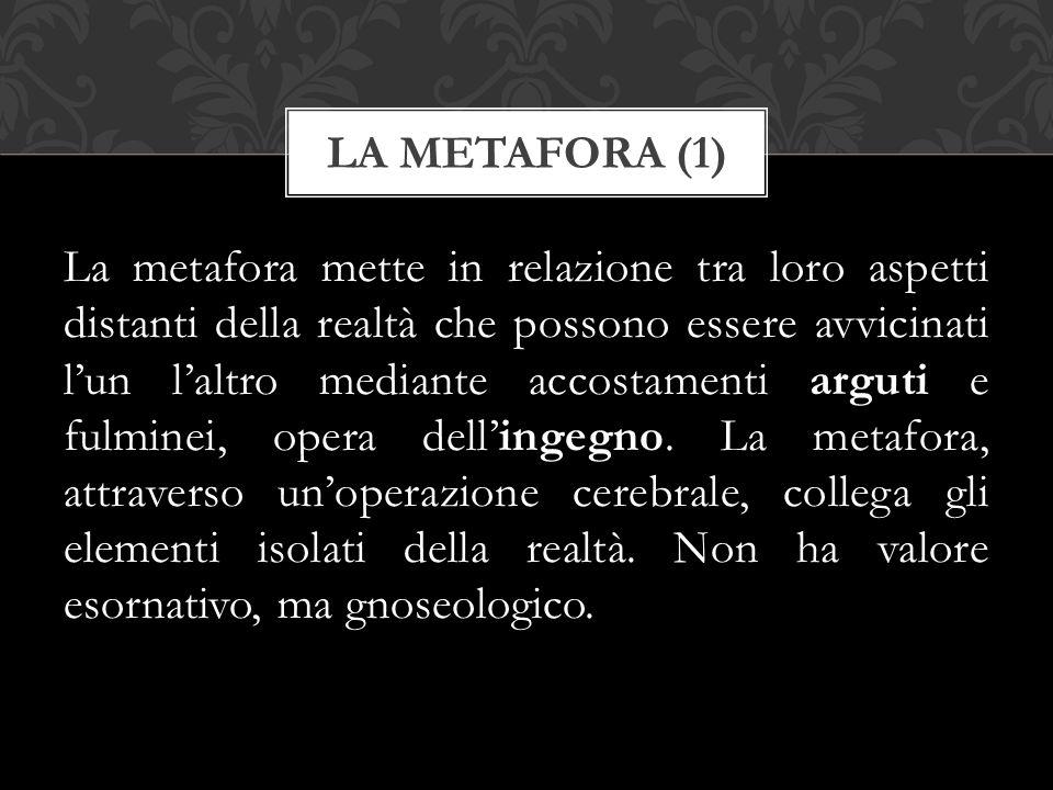 La METAFORA (1)
