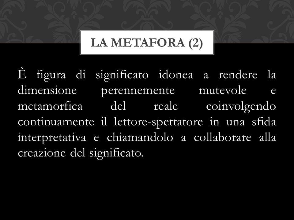 LA METAFORA (2)