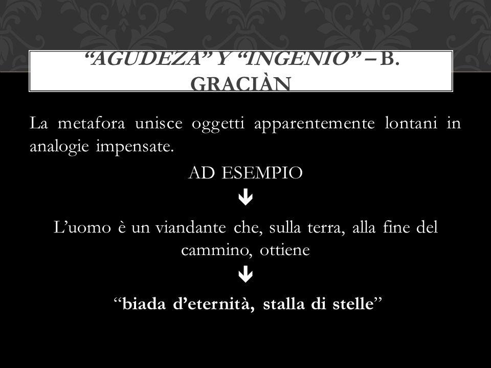 AGUDEZA Y INGENIO – B. graciàn
