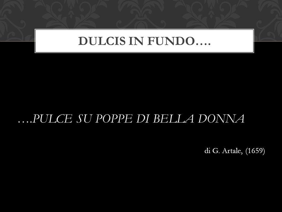 ….PULCE SU POPPE DI BELLA DONNA