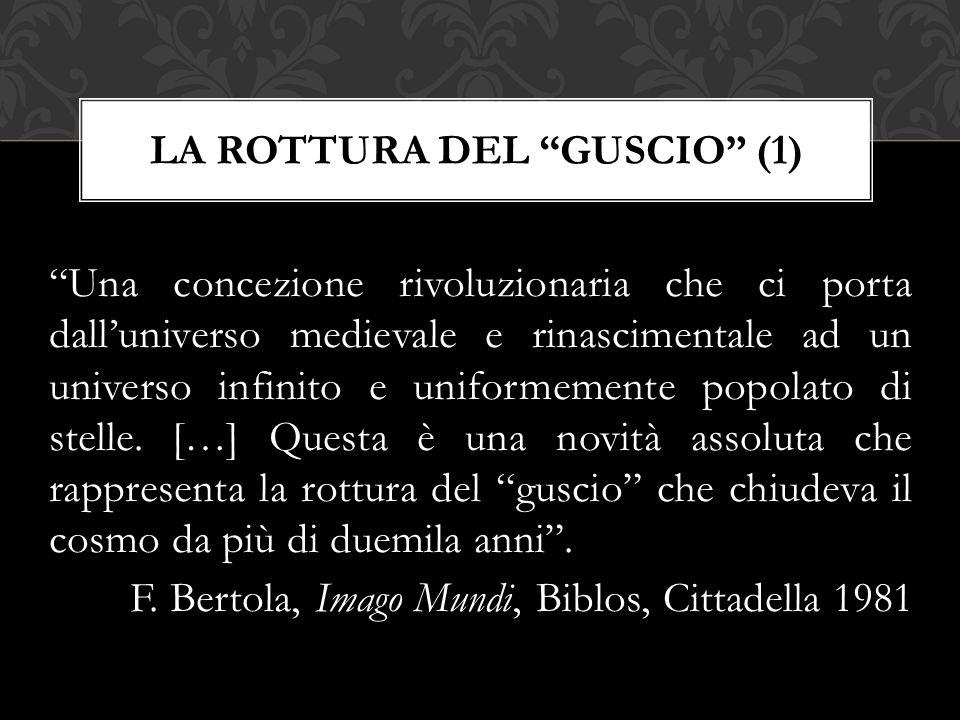LA ROTTURA DEL GUSCIO (1)