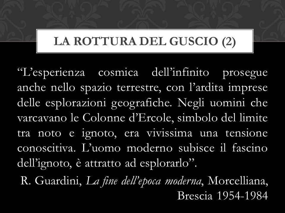 LA ROTTURA DEL GUSCIO (2)
