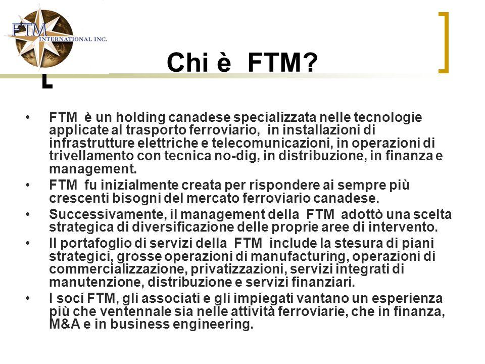 Chi è FTM
