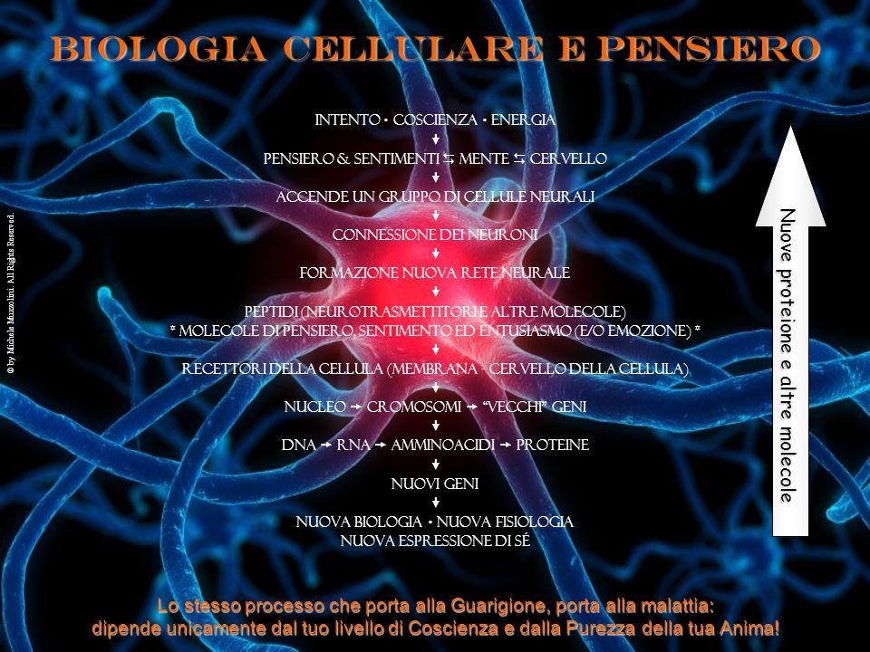 Biologia cellulare e Pensiero