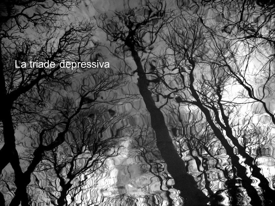 La triade depressiva