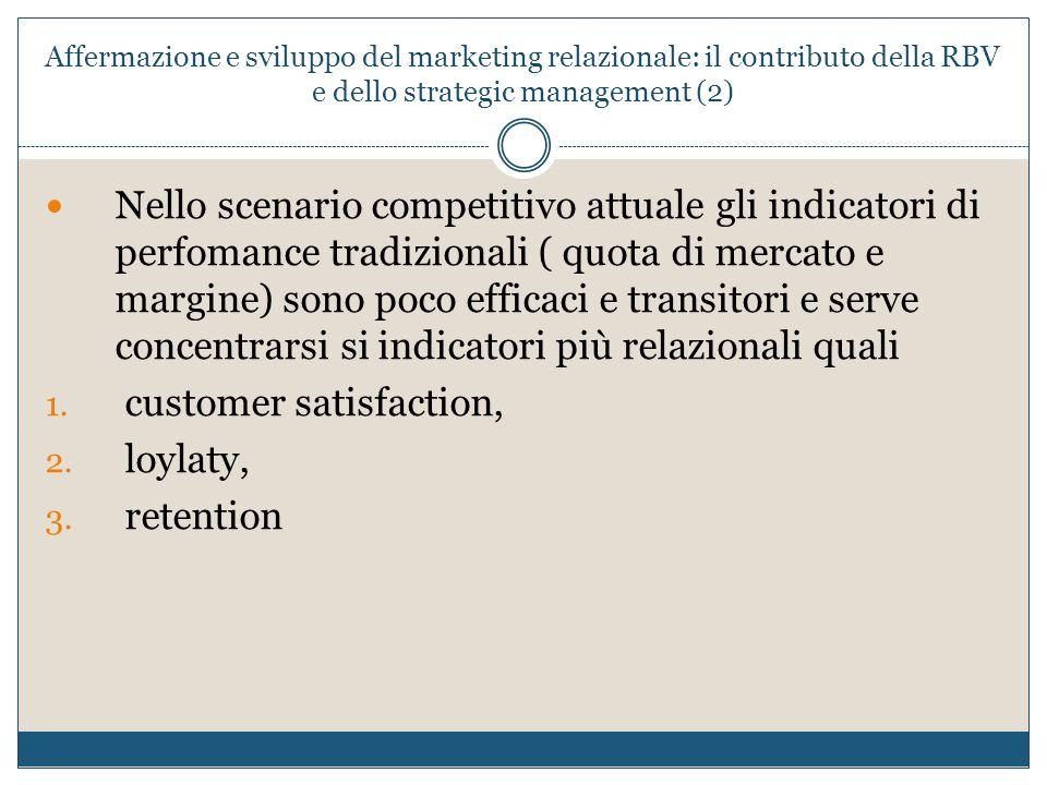 customer satisfaction, loylaty, retention