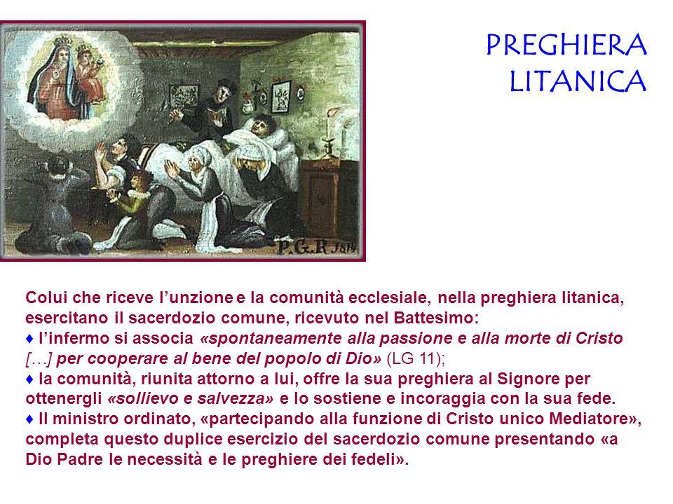 PREGHIERA LITANICA