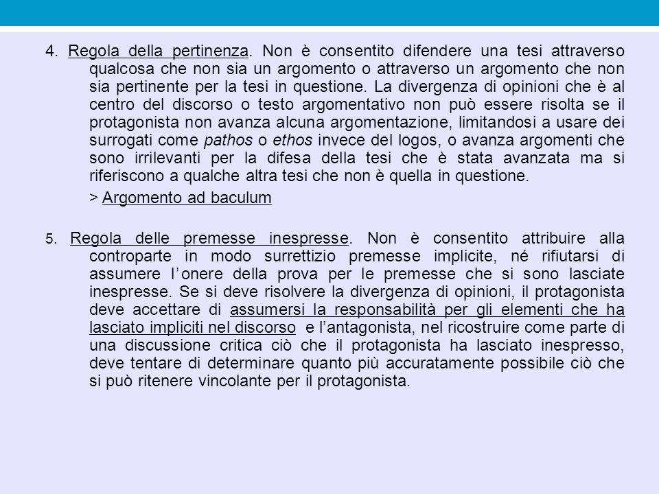 > Argomento ad baculum