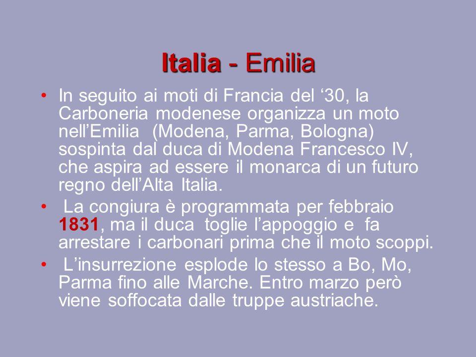 Italia - Emilia