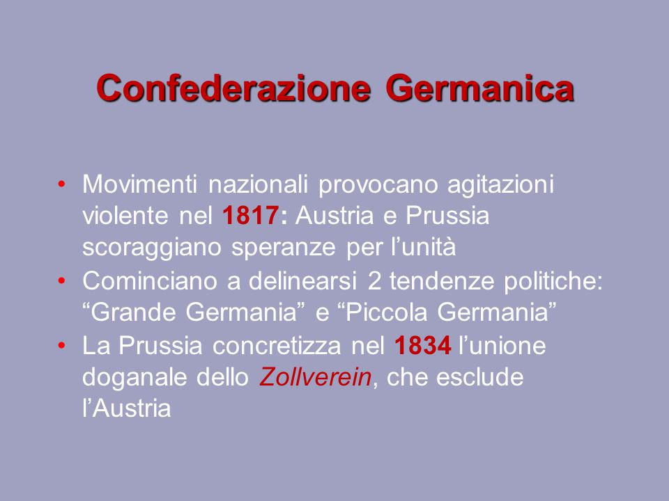 Confederazione Germanica
