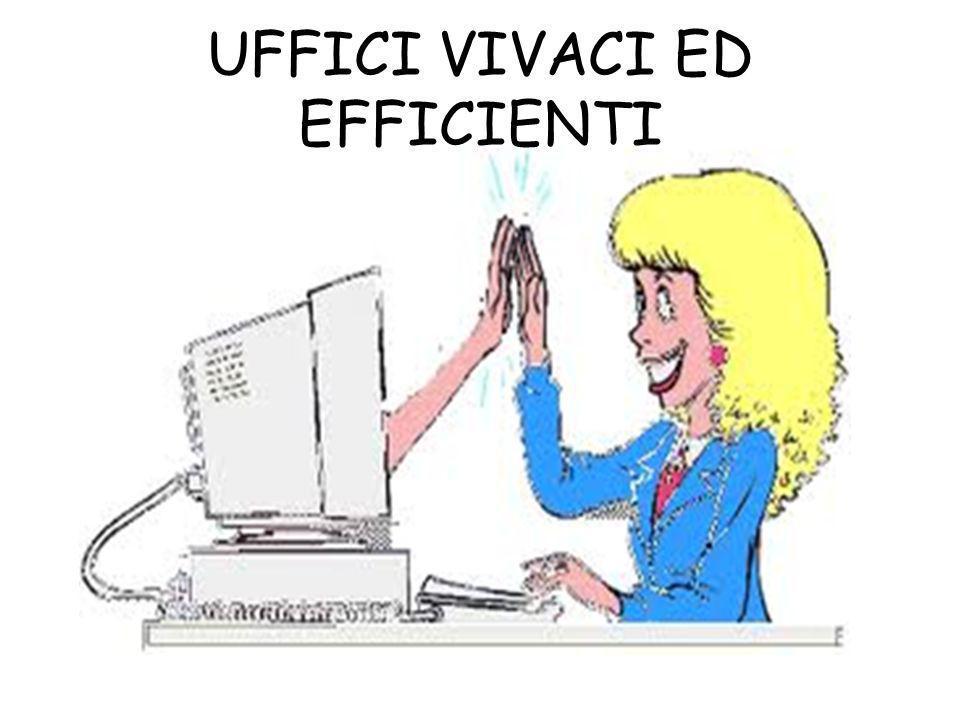 UFFICI VIVACI ED EFFICIENTI