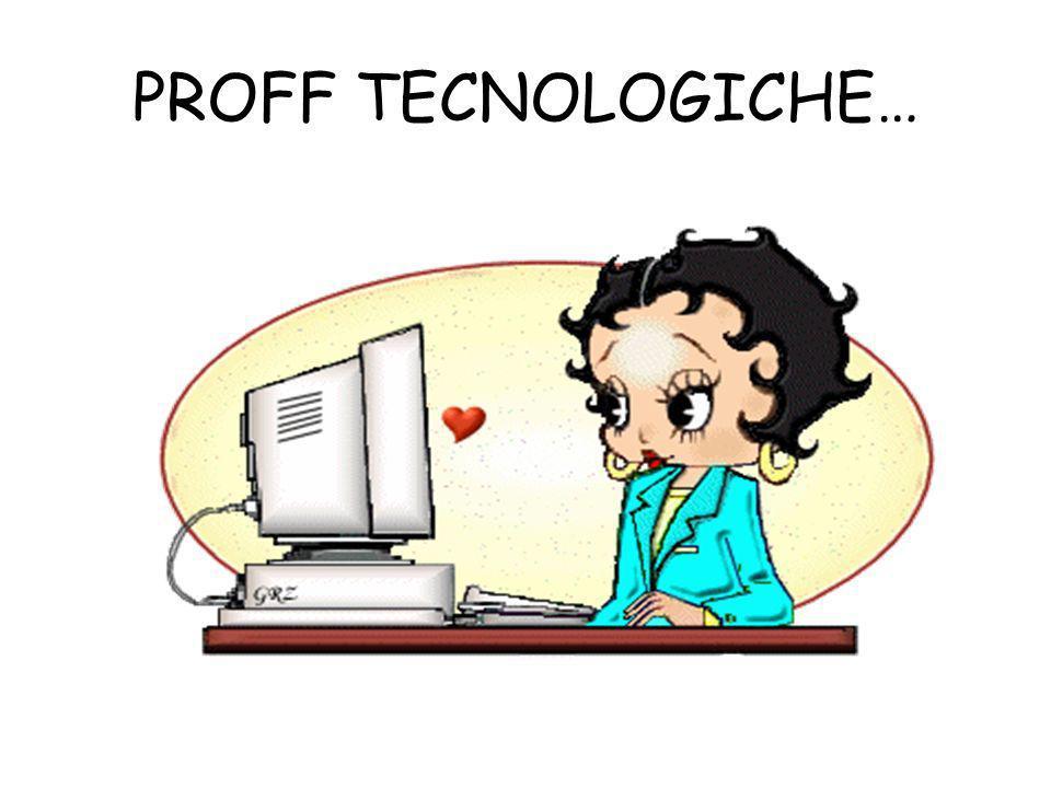 PROFF TECNOLOGICHE…