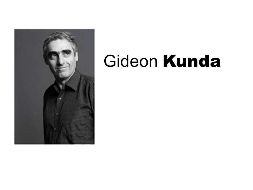 Gideon Kunda