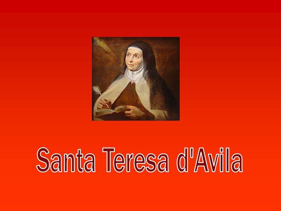 Santa Teresa d Avila