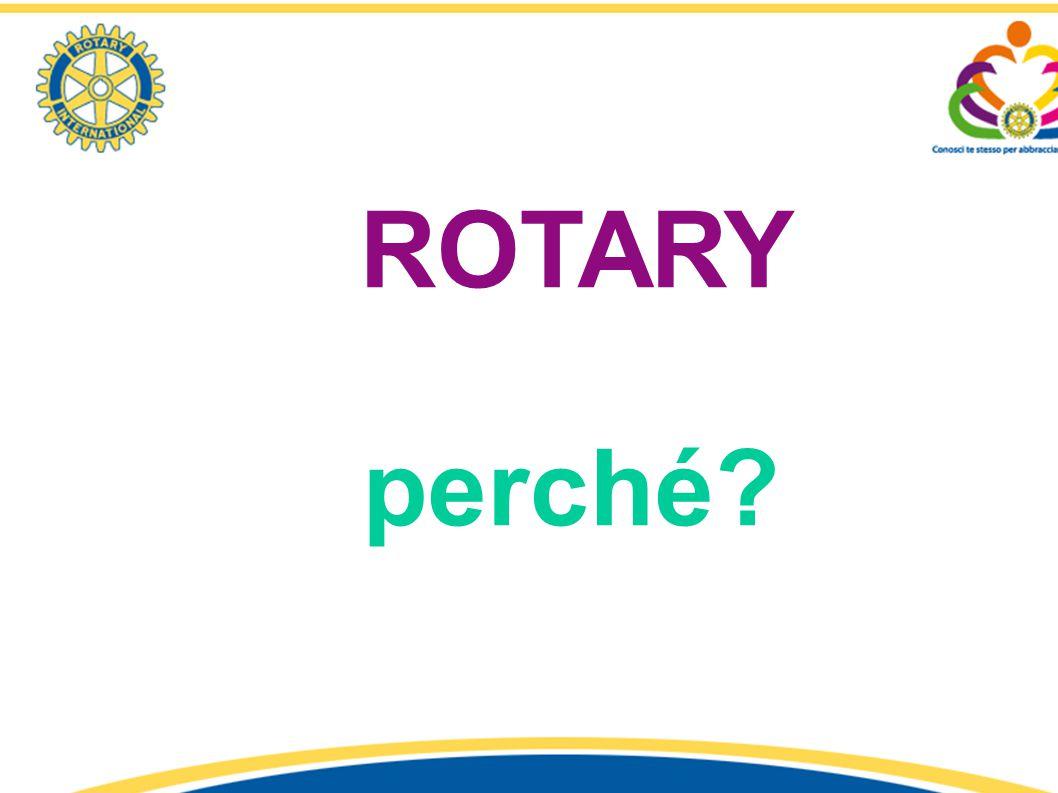 ROTARY perché. 2° Seminario Distrettuale sulla Comunicazione e PR – Distretto 2080.
