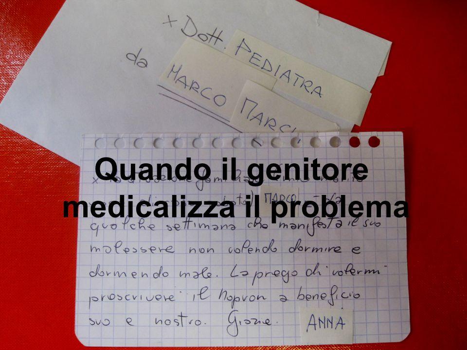 medicalizza il problema