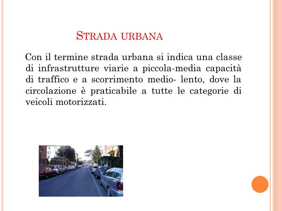 Strada urbana