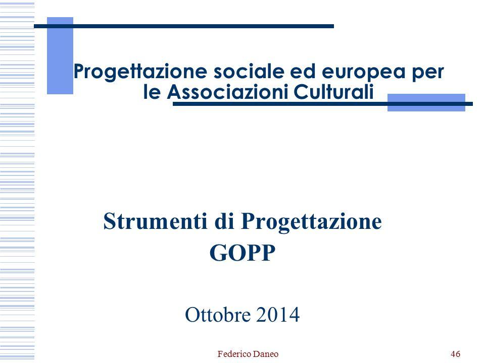 Progettazione sociale ed europea per le Associazioni Culturali