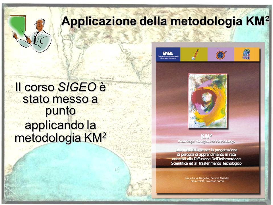 Applicazione della metodologia KM2