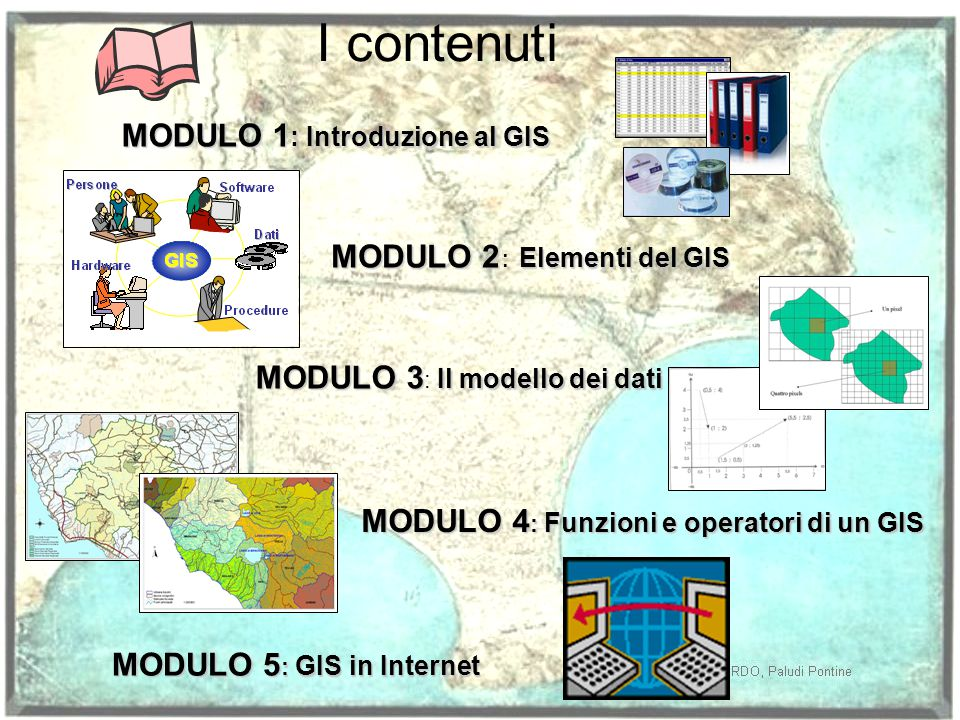 MODULO 1: Introduzione al GIS