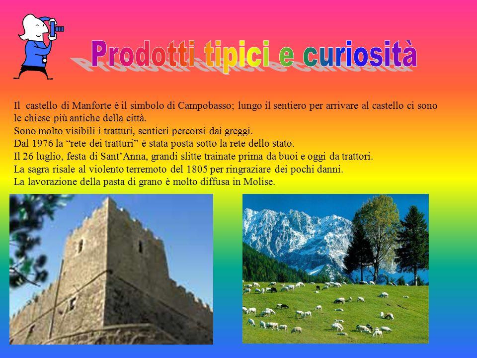 Prodotti tipici e curiosità