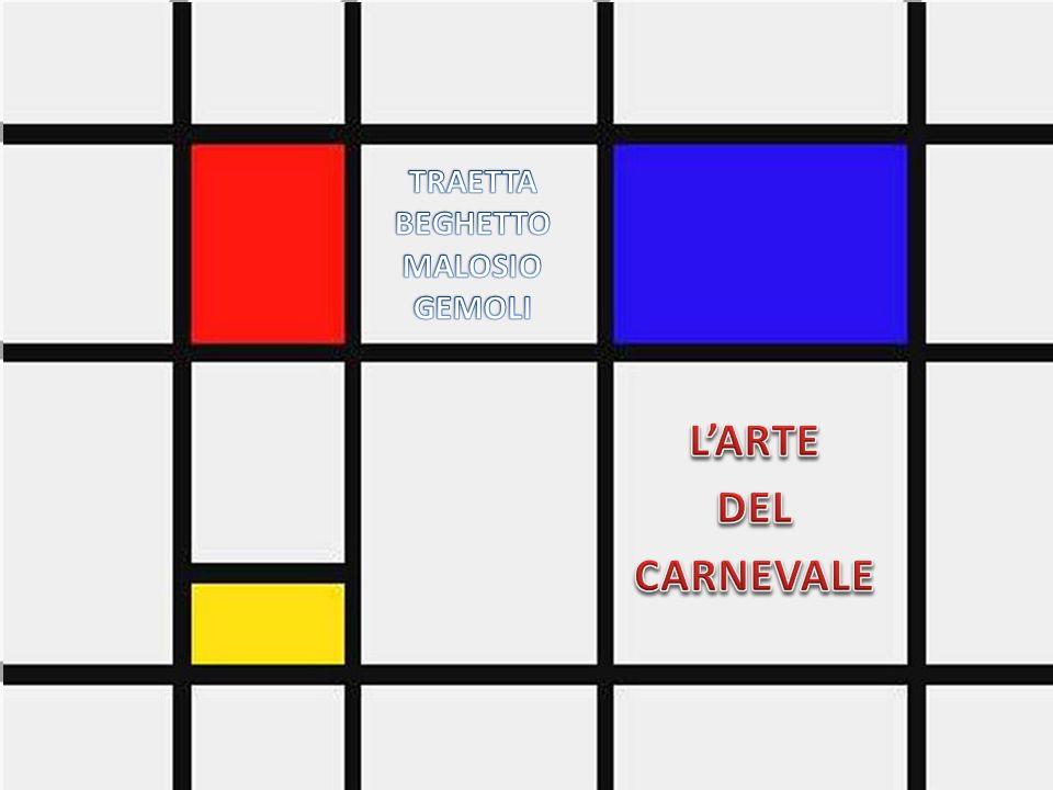 TRAETTA BEGHETTO MALOSIO GEMOLI L'ARTE DEL CARNEVALE