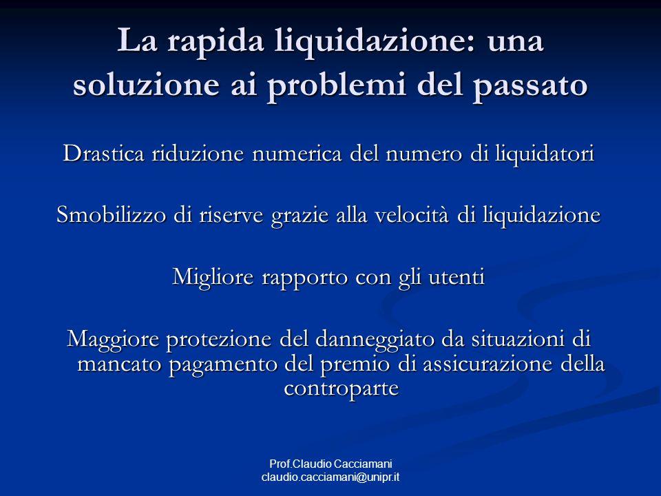 La rapida liquidazione: una soluzione ai problemi del passato