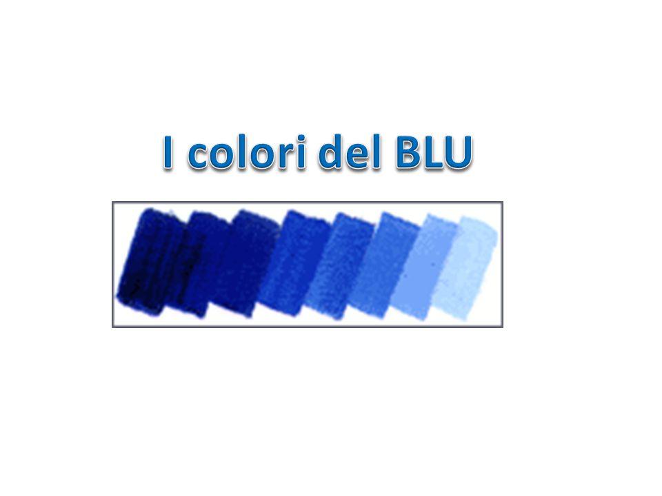 I colori del BLU