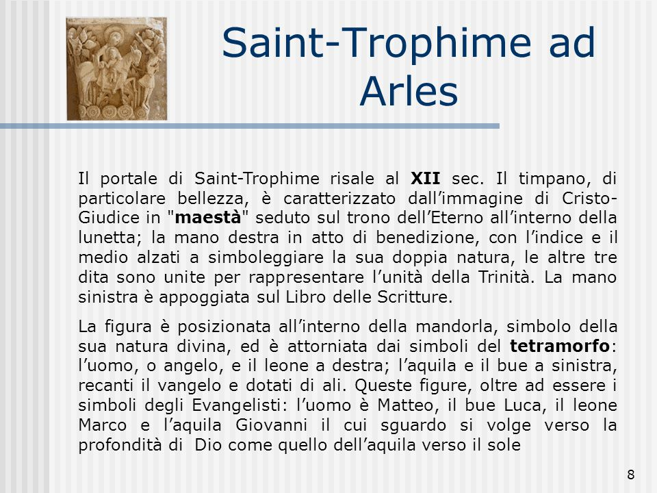 Saint-Trophime ad Arles
