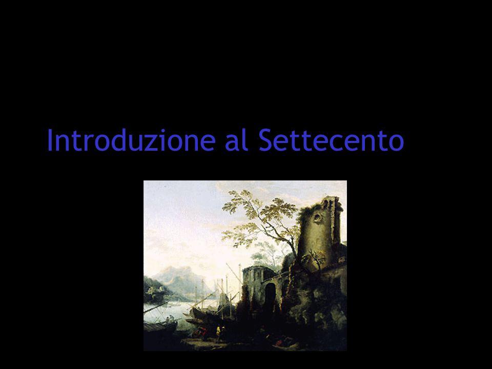 Introduzione al Settecento