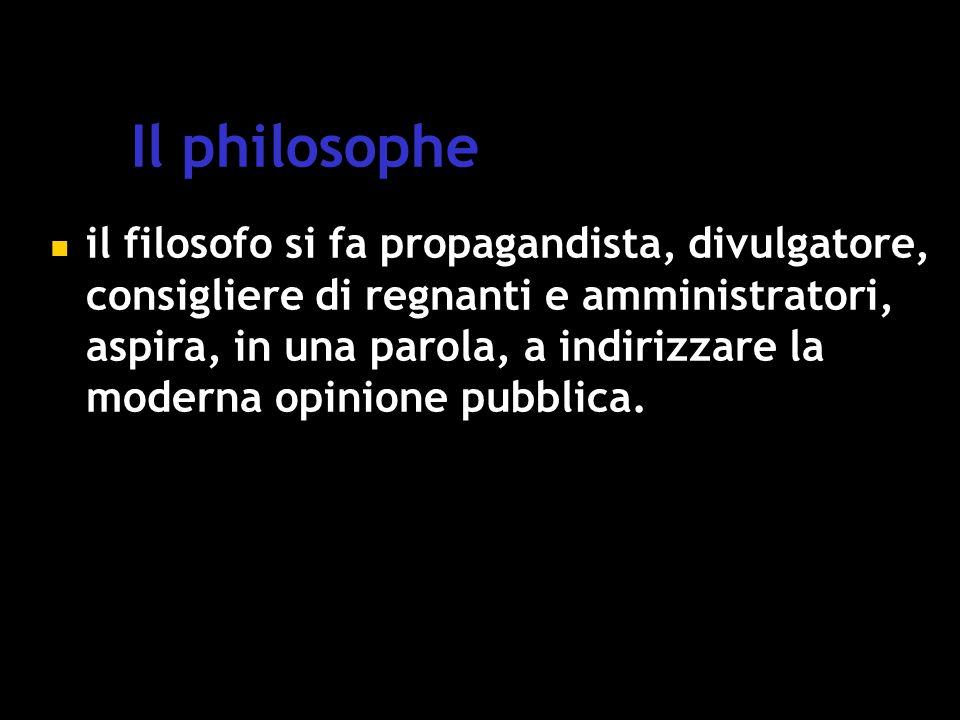 Il philosophe