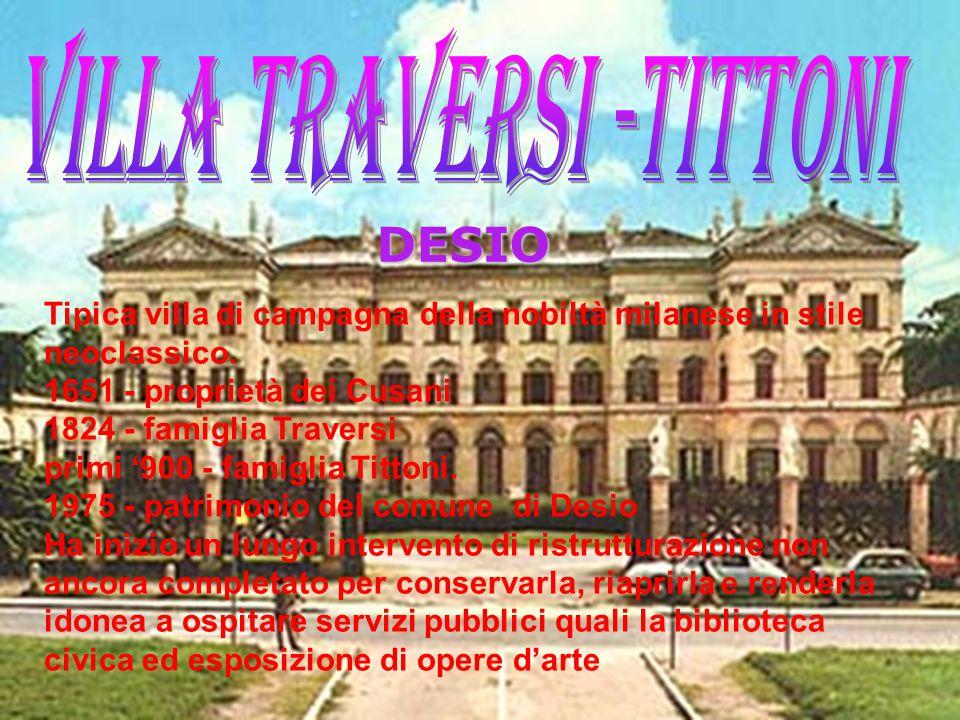 Villa Traversi -Tittoni