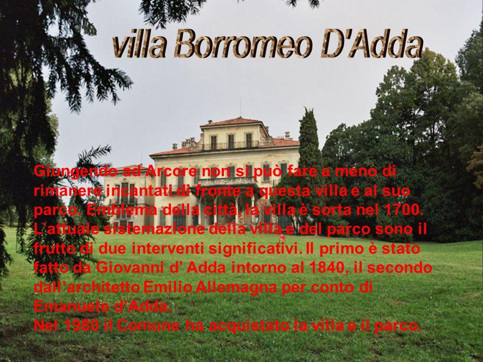 villa Borromeo D Adda