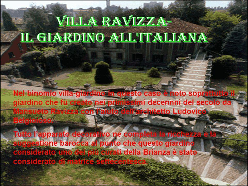 Il giardino all italiana
