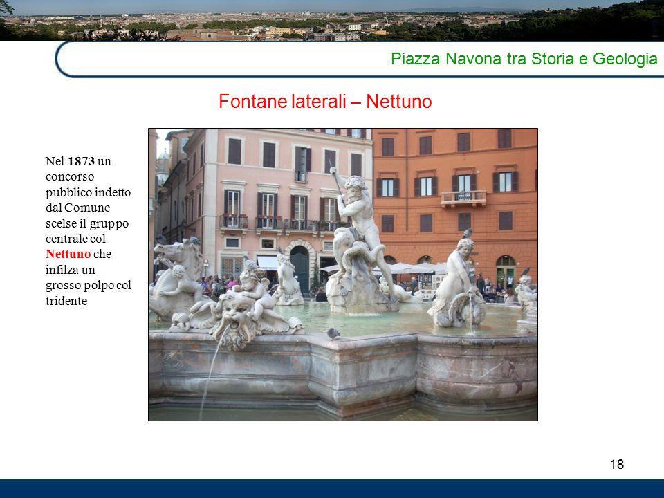 Fontane laterali – Nettuno