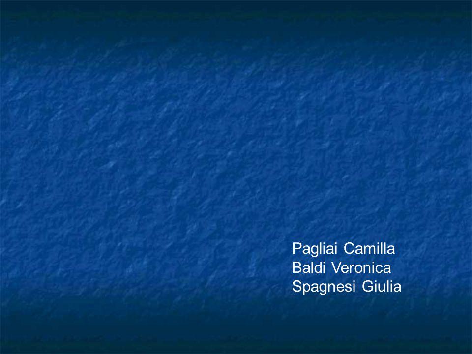Pagliai Camilla Baldi Veronica Spagnesi Giulia