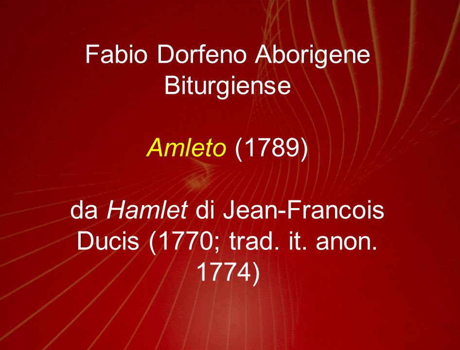 Fabio Dorfeno Aborigene Biturgiense
