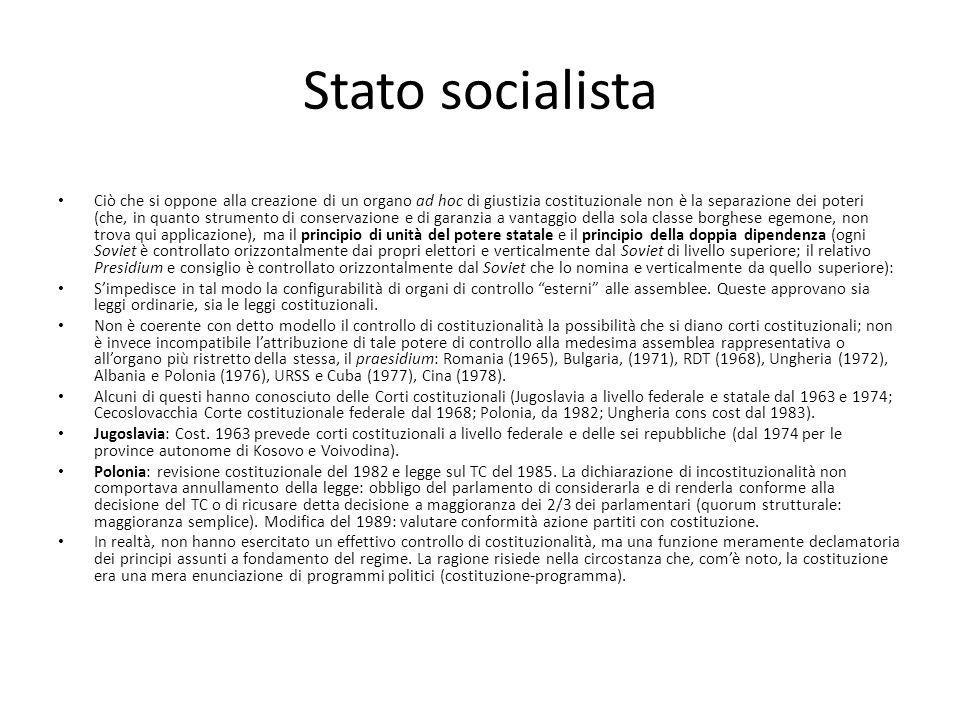Stato socialista