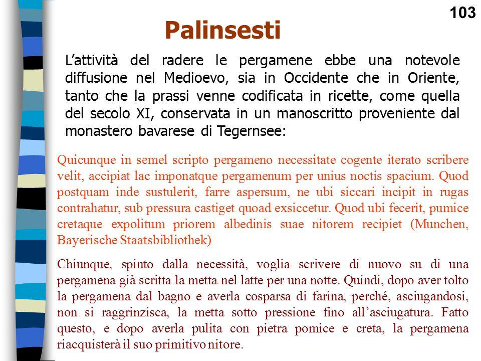 Palinsesti