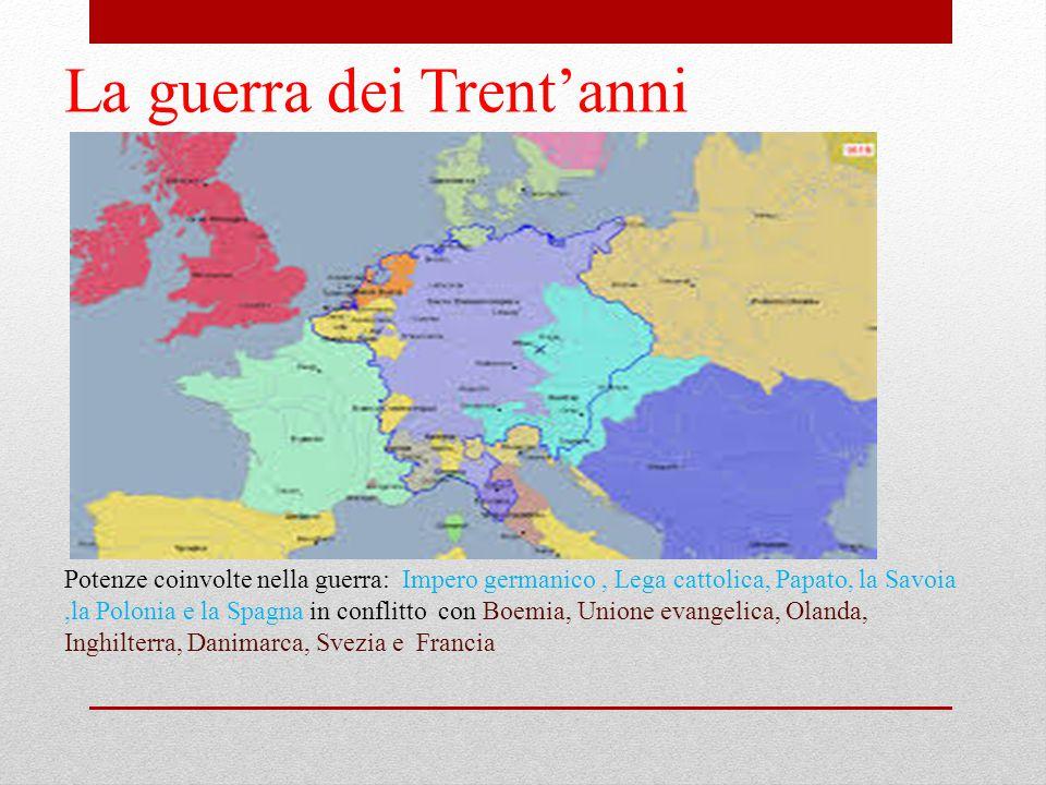 La guerra dei Trent'anni