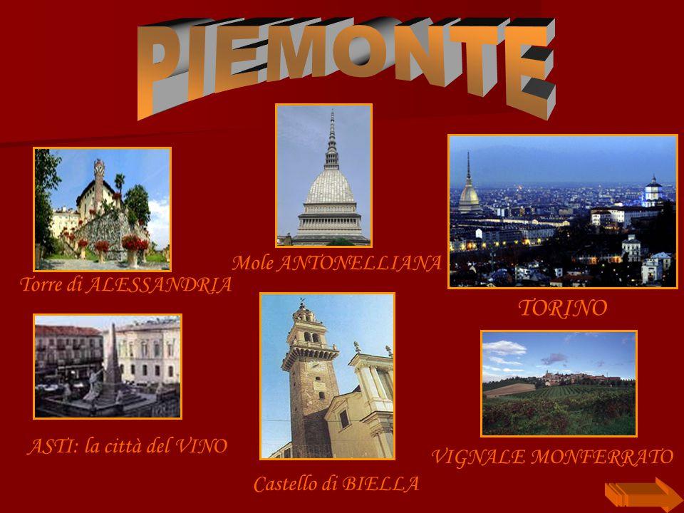 PIEMONTE TORINO Mole ANTONELLIANA Torre di ALESSANDRIA