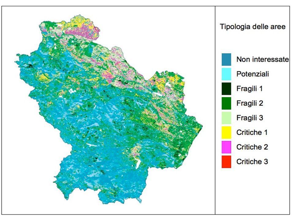 BASILICATA Il territorio di competenza dell'Autorità di Bacino della Basilicata comprende: