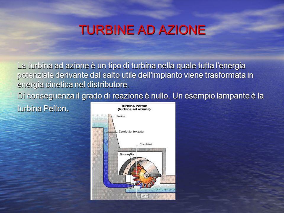 TURBINE AD AZIONE