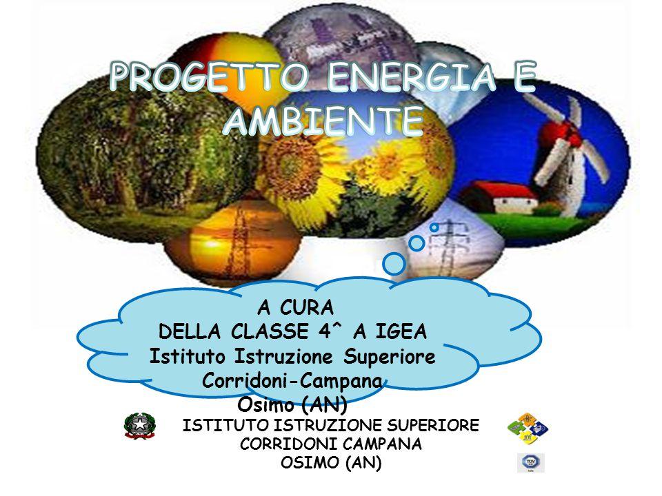 PROGETTO ENERGIA E AMBIENTE