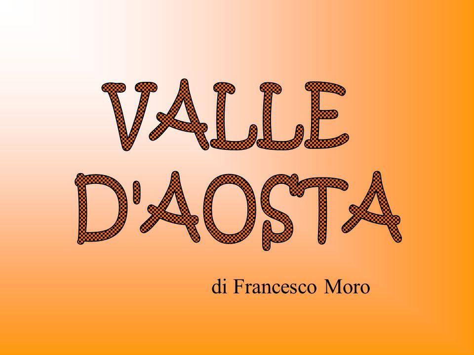 VALLE D AOSTA di Francesco Moro