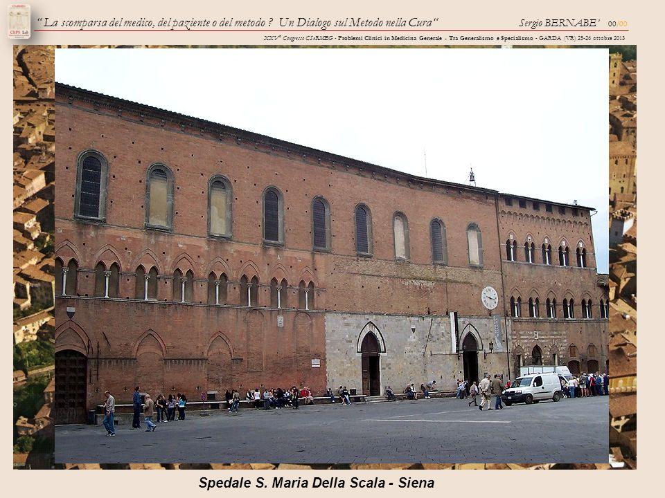 Spedale S. Maria Della Scala - Siena