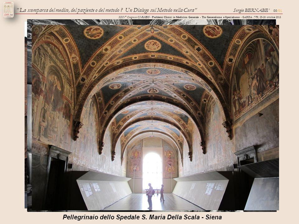 Pellegrinaio dello Spedale S. Maria Della Scala - Siena